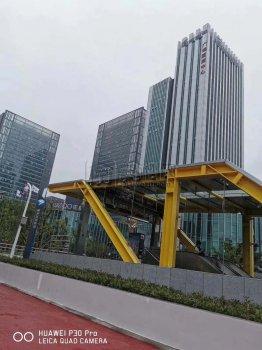 鄞州商会大厦隔壁广博国贸大厦双面采光202平好房9000元出租