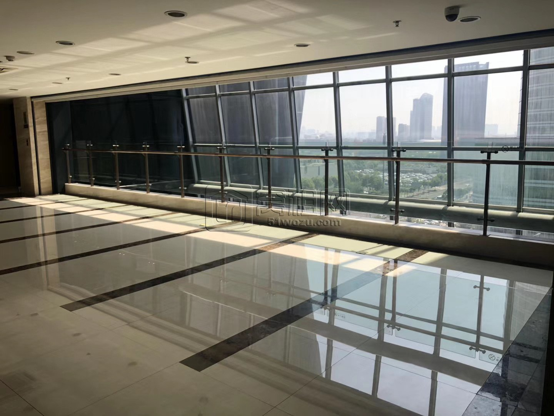 奥克斯中央大厦318平 精装3隔间出租