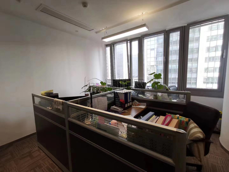 宁波永强大厦半层600平米精装8隔间出租