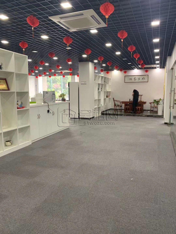 宁波959电商园对面亿天大厦1楼500平米带家具出租