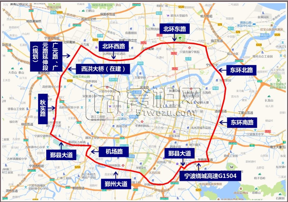 宁波四部门联合出台房地产调控新政限购区域扩大