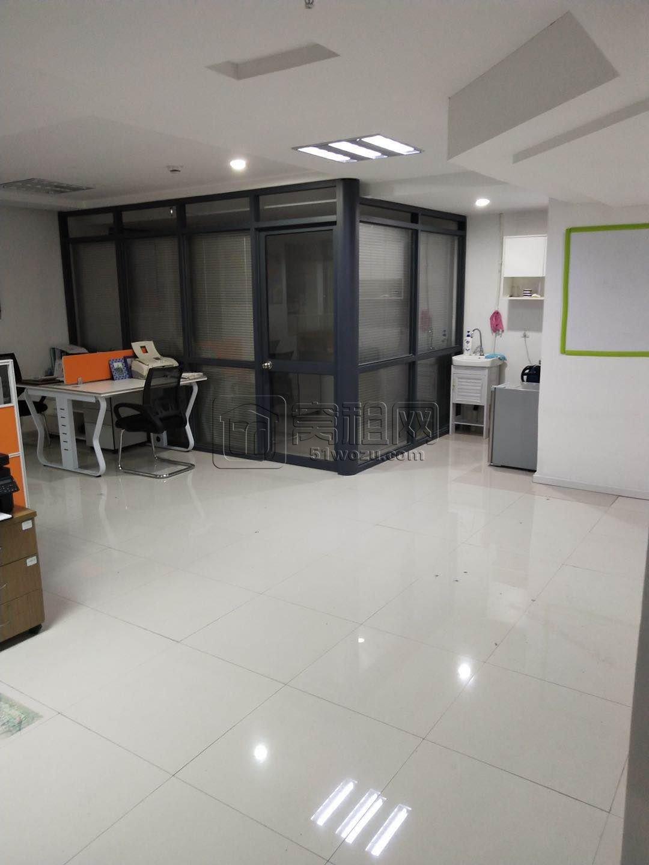 包商银行大厦25楼150平方办公室招租