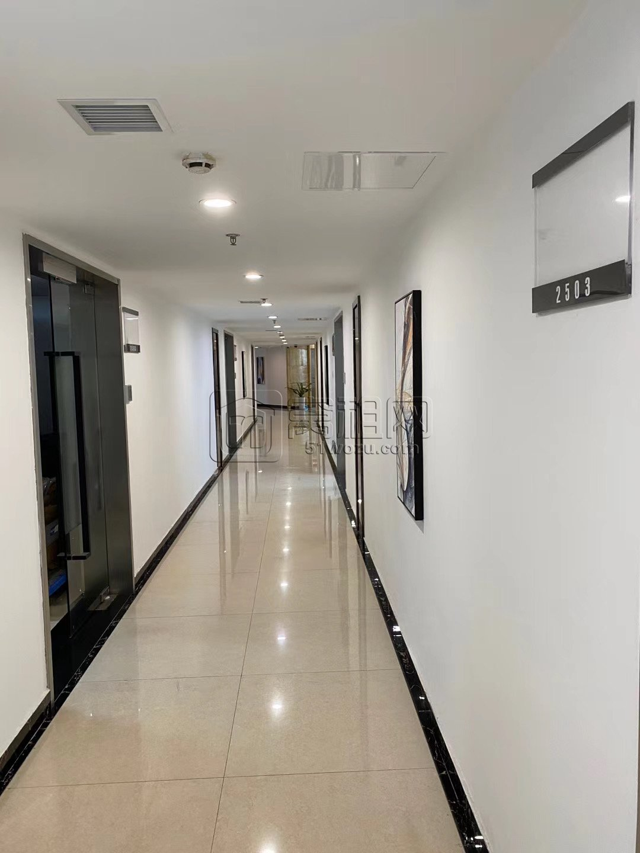 中信银行大厦对面南苑饭店25楼2503办公室出租