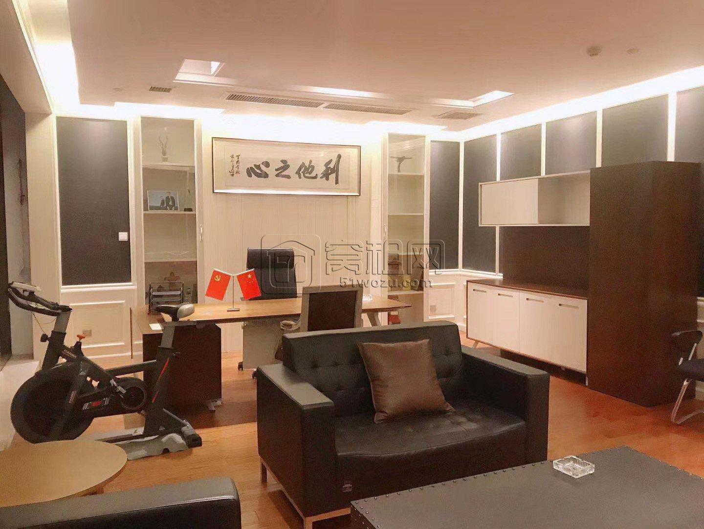 宁波商会国贸整层房东直接出租1250平豪华装修带家具
