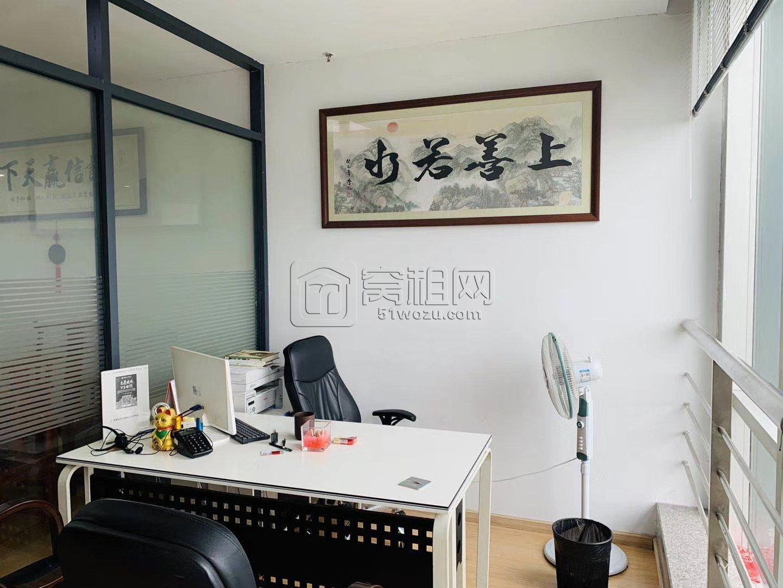宁波新洲银座17楼76平一间办公室出租