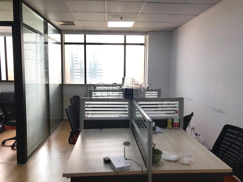 宁波天一广场平安大厦17楼90平米商务办公室出租