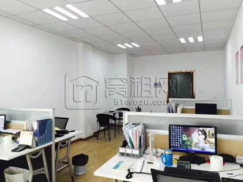 宁波华商大厦75平精装修带家具2500元