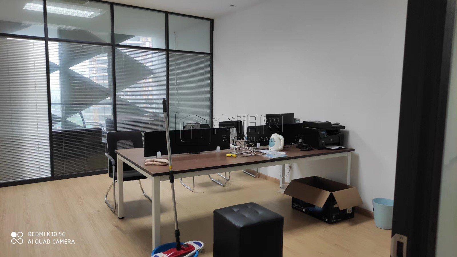 南洋大厦7楼带家具出租66平米小面积办公室