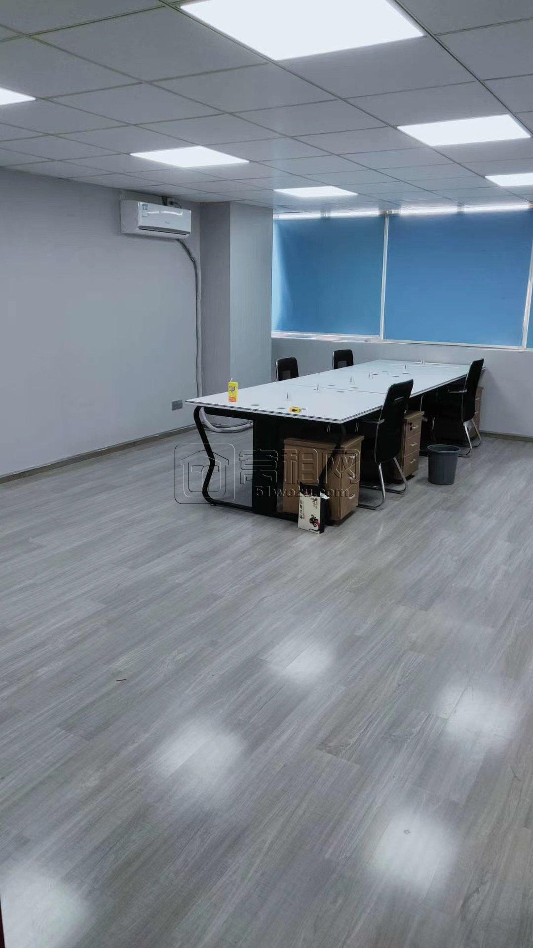 中央商座5楼2隔间85平米精装修办公室出租