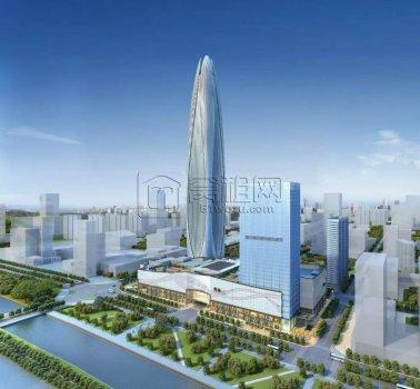 宁波预耗资97亿,新建一处地标建