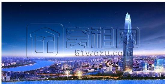 宁波预耗资97亿,新建一处地标建筑,高409米,计划2026年底建成