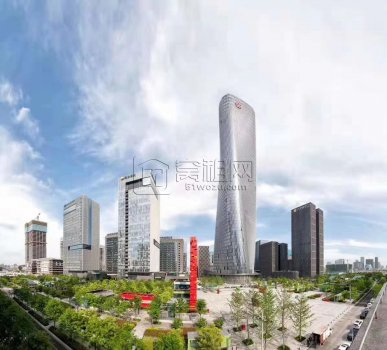 宁波东部新城地标中银大厦209平
