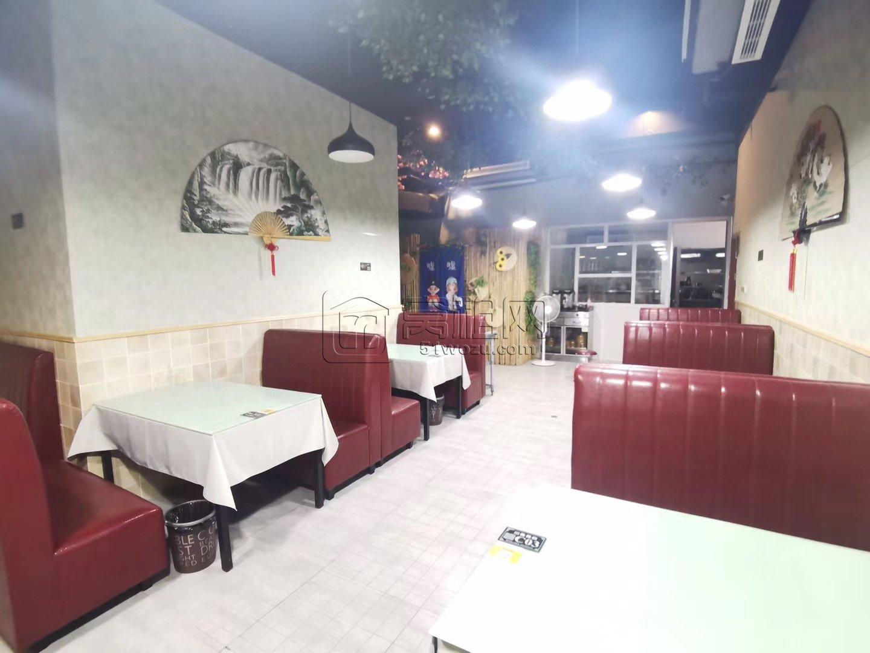 宁波南部商务区店面纯一楼出租