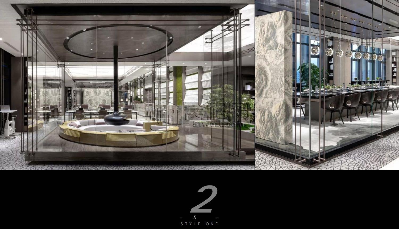 绿地中心写字楼整层1500平米出租