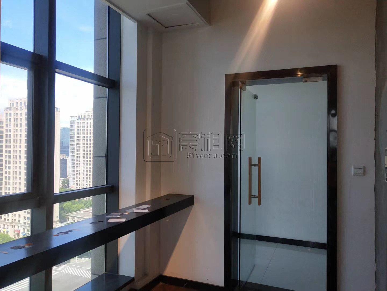 高新区三方大厦107平米西南朝向特价1.26/平米/天出租含税价