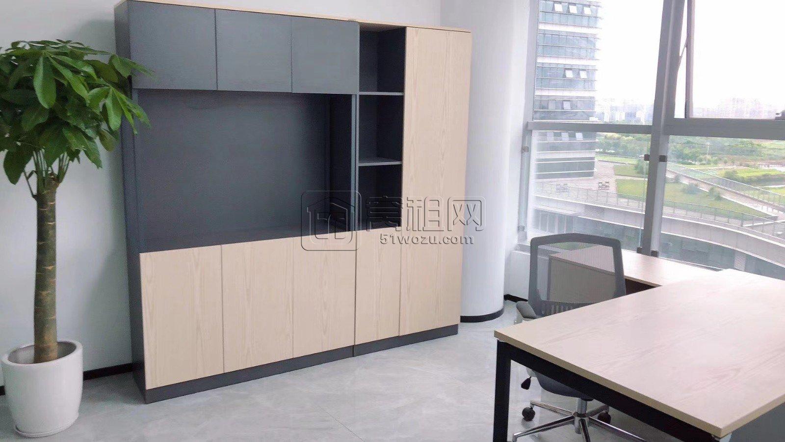 宁波东部新城甬江人才创新中心招商172平米精装修办公室