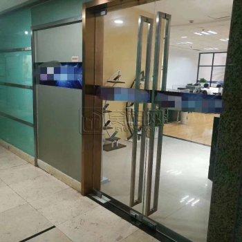 包商银行大厦对面华宏国际大厦4楼办公室出租带家具