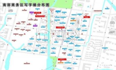 宁波首份专业写字楼地图出炉