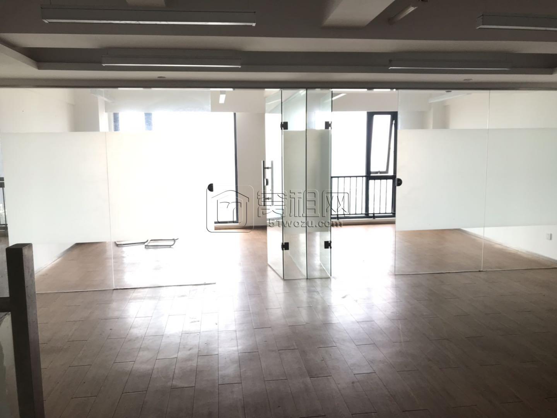 宁波宁穿路1811号东部新城金融硅谷高得房率写字楼70%出租