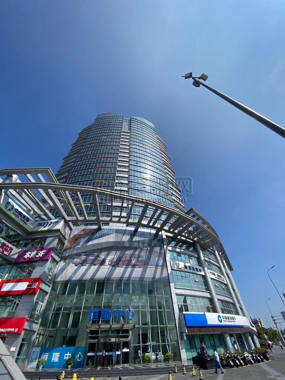 宁波地铁1号线和2号线出口恒隆中心大厦出租