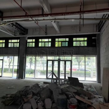 宁波东部新城沿街商铺出租