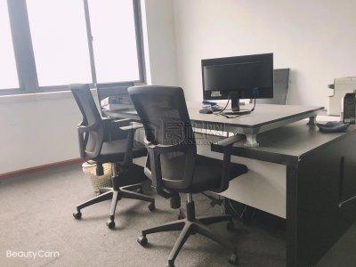 兴宁路金汇大厦75平米出租朝南办公室
