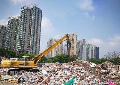 镇海一天连发6则拆迁公告 涉及农村房屋共220户