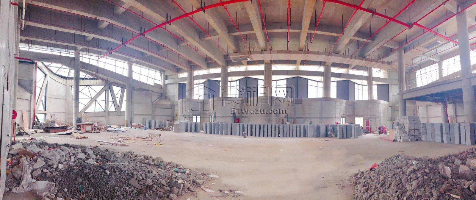 江北金山路北门户商务区4000平米独栋写字楼出租