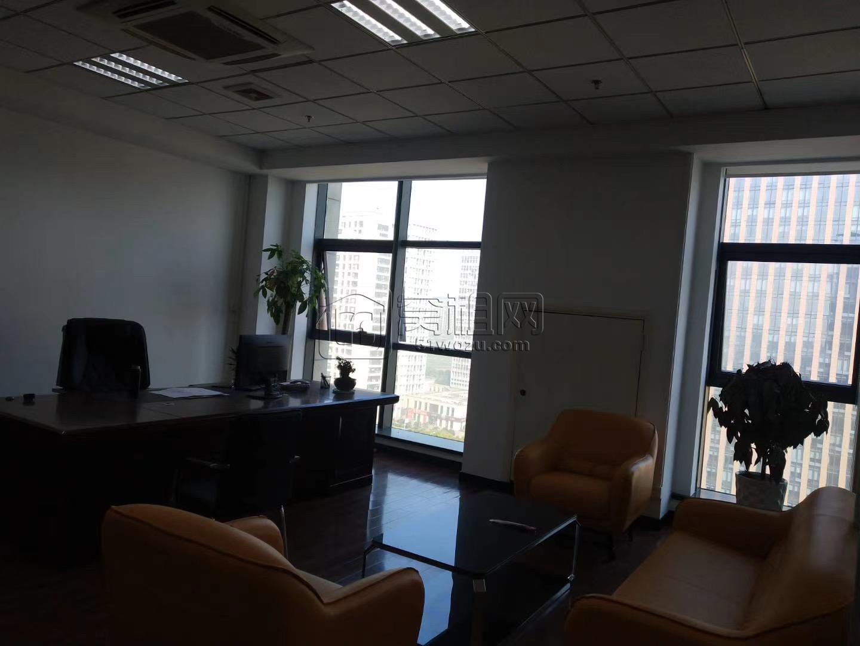 高新区三方大厦最新房源445平米可分租117平米、