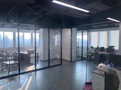 江北来福士对面中远物流大厦96平米小面积办公室