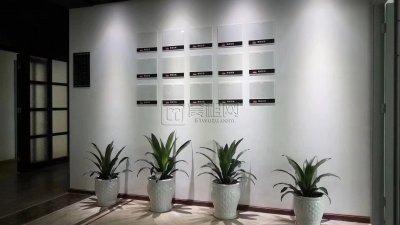 世贸中心对面江厦银座75平两个隔间3300元出租