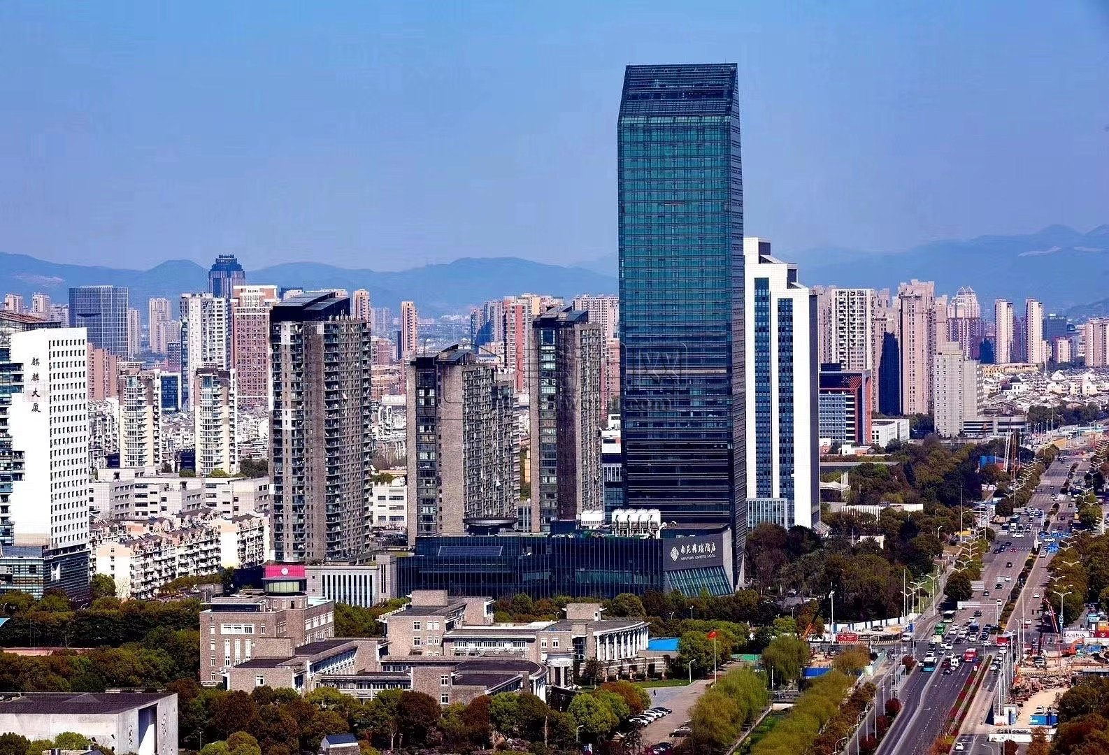 宁波五星级酒店南苑环球商务楼出租