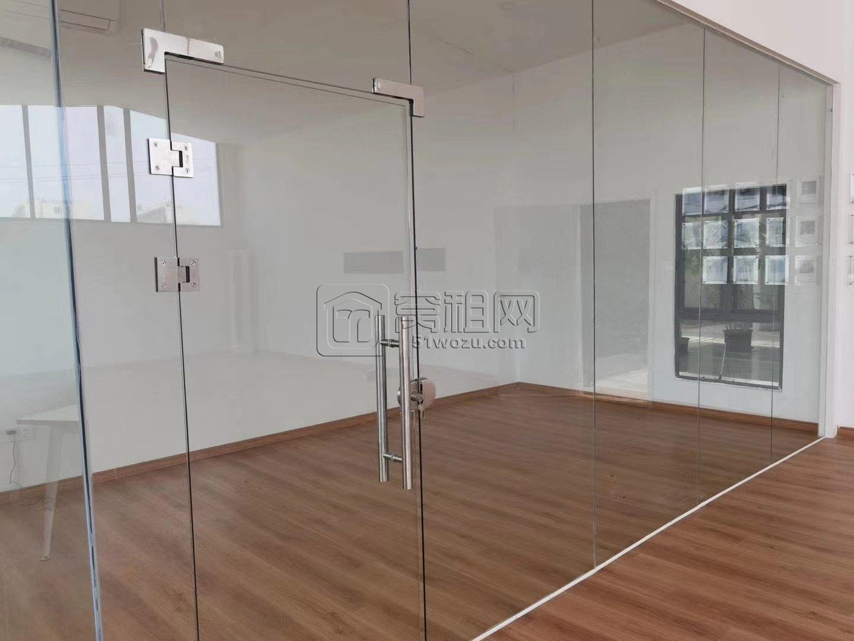 十方花社·100平米超大落地窗出租