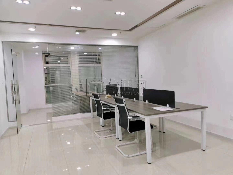 南部商务区城市摩尔1隔间全套家具办公室出租