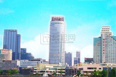 宁波中农信大楼多少米?