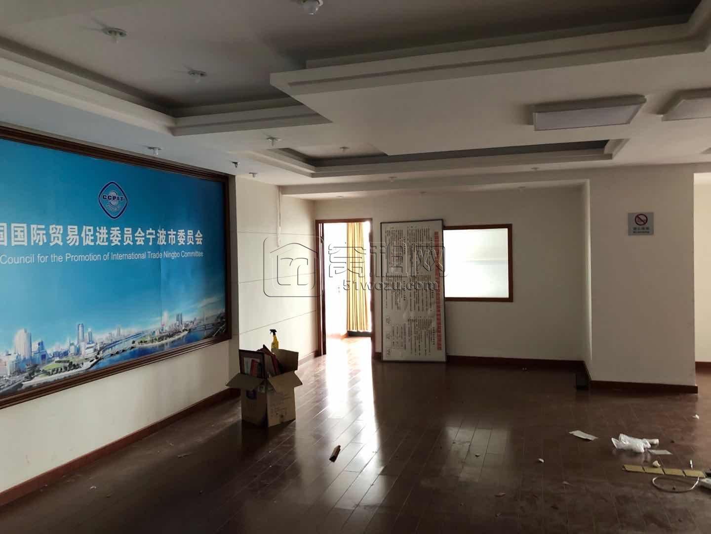 宁波海曙区汇金大厦1500平米整层写字楼出租