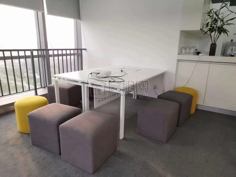 研发园写字楼出租660平米精装带家具