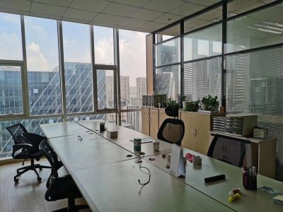 东部新城宁东路环合中心2号楼办公室出租