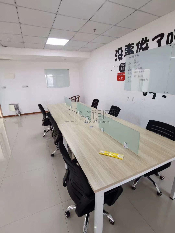 宁波南部商务区美豪大厦107平米带家具出租