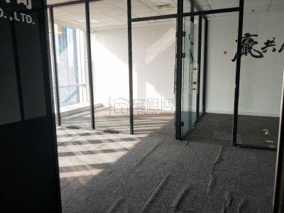 鄞州商会大厦17层办公室90平出租