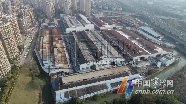宁波市蔬菜批发市场地块开始拆除 后期将规划为