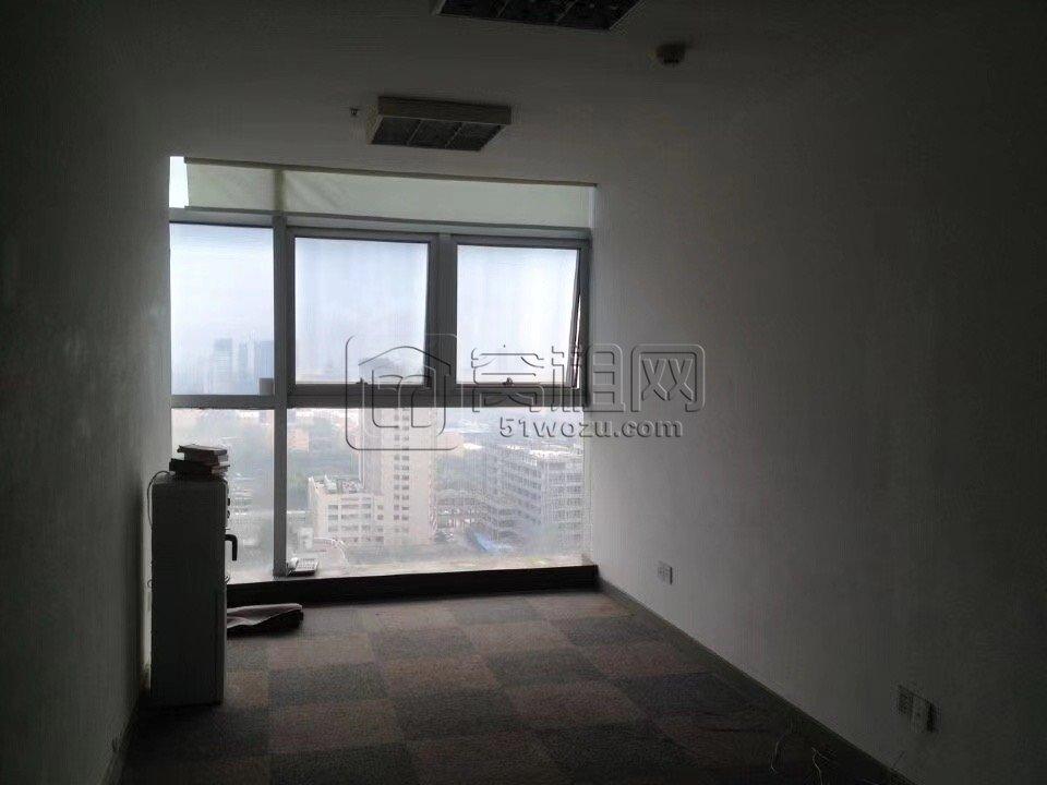 万达旁麒麟大厦21平 朝东全落地窗 1500每月出租