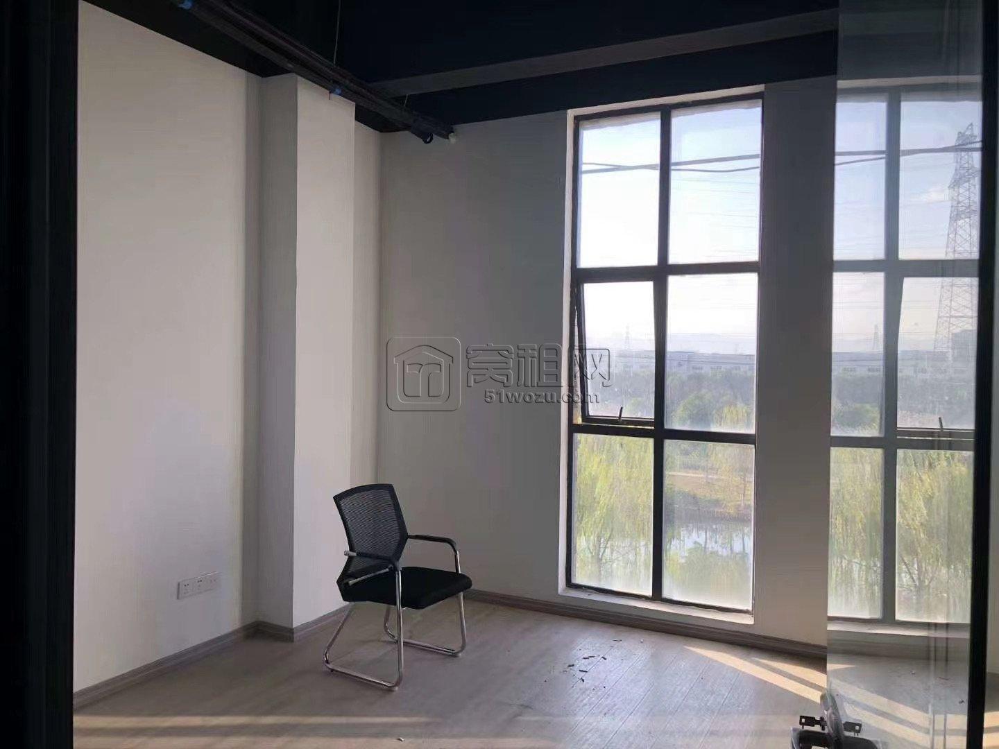 鄞州梦创金谷A座155平工业风办公室出租