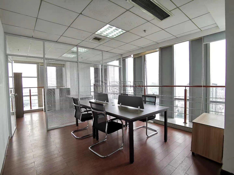 地铁3号线鄞州区政府站出口鄞州商会大厦60平米
