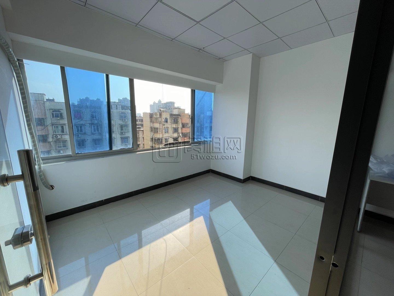 七塔寺对面彩虹大厦60平米朝南办公室招租