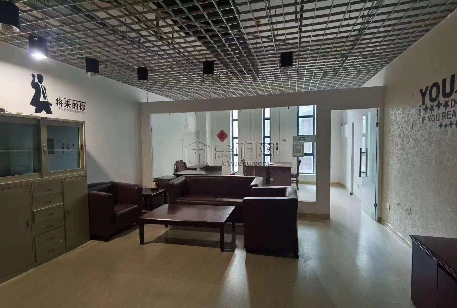 南部商务区奥丽赛豪如大厦北面健成大厦65平米朝