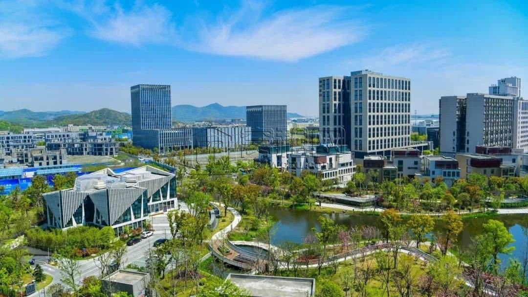 """宁波江北前洋CBD""""新地标""""  电商经济、新经济创"""