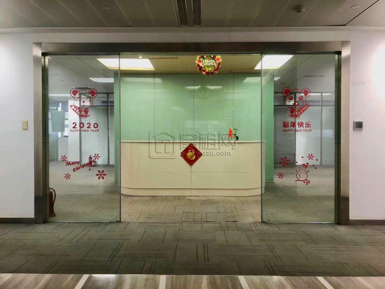 宁波海曙区5A甲级写字楼人寿大厦462平米精装修出