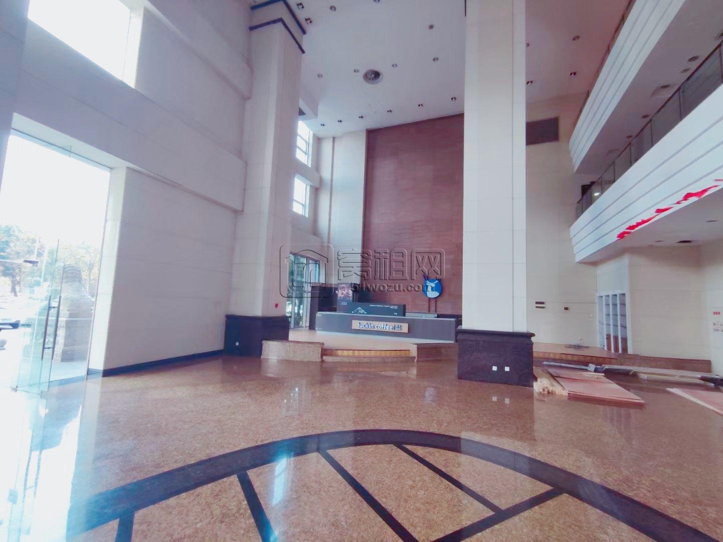 东部新城世纪大道上新天地商务楼85平米2个隔间