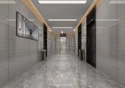宁波人才市场对面东轩大厦8楼单层1272平出租定制